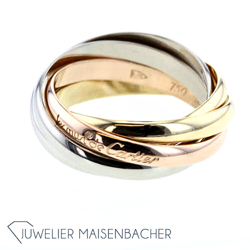 Cartier Trilogy Ring Les Must 174 De Cartier F 252 Nffach