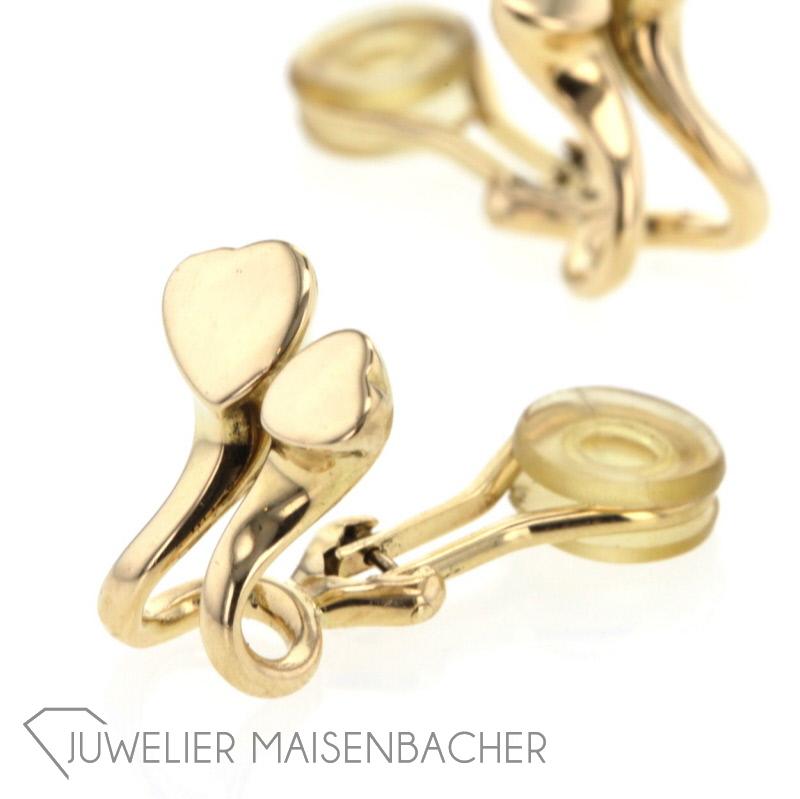 georg jensen ohrclips devoted heart regitze overgaard denmark jetzt online kaufen juwelier. Black Bedroom Furniture Sets. Home Design Ideas