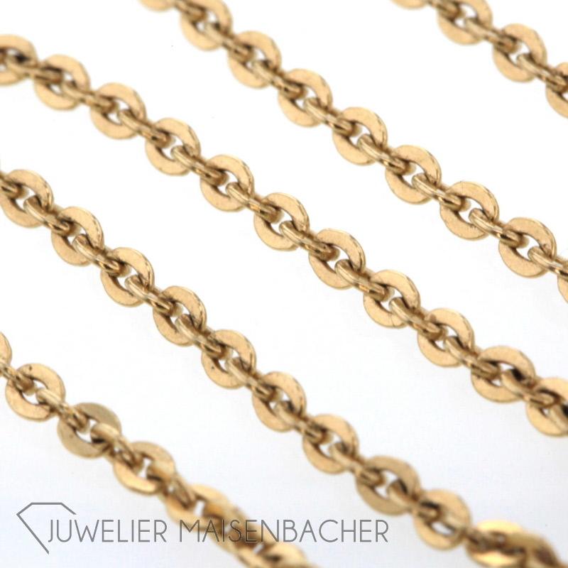 goldkette ohne anh nger jetzt online kaufen juwelier maisenbacher. Black Bedroom Furniture Sets. Home Design Ideas