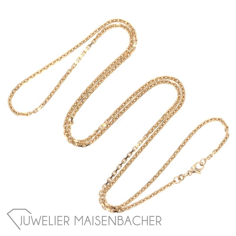 Goldkette 80 cm jetzt online kaufen juwelier maisenbacher for Bett 1 80 lang